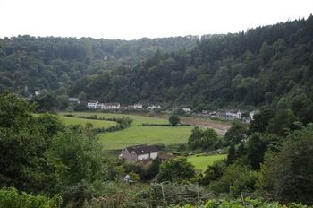 view of wye